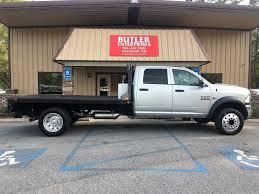 100 Used Trucks Savannah Ga 2016 Dodge Ram 4500 Tradesman Crew Cab 4x4 Cm Truck Body Flat Bed