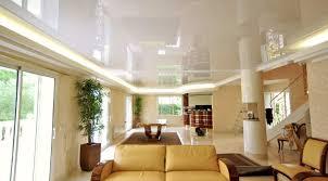le plafond tendu pour la maison