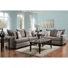 Bravado Charcoal Sofa
