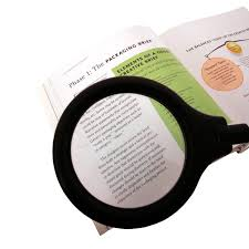 Lighted Magnifier Desk Lamp by Battery Operated Lighted Magnifier Desk Lamp With Flexible Gooseneck