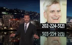 Hey Jimmy Kimmel Halloween Candy by Watch Jimmy Kimmel Completely Tear Apart The New Republican