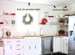 kitchen sink light fixtures lowes hang lights middle room table