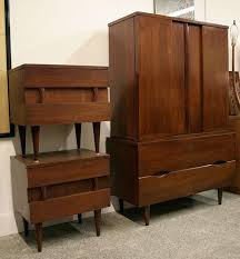 American Of Martinsville Bedroom Set by American Of Martinsville Vintage 3 Piece Bedroom Set