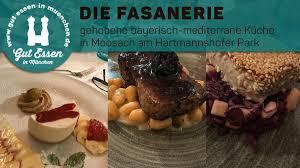 die fasanerie mediterran bayerische küche in moosach