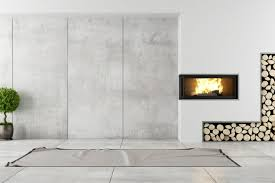betonwand im wohnzimmer so schaffen sie ein stilvolles