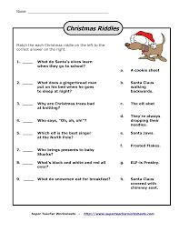 Halloween Brain Teasers Worksheets by Printable Halloween Riddles Worksheets U2013 Fun For Christmas