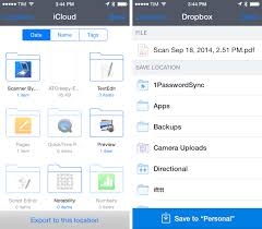 iOS 8 Document Pickers Providers and Dropbox – MacStories