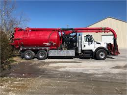 2010 INTERNATIONAL 7500 SBA Sewer Rodder Truck For Sale Auction Or ...