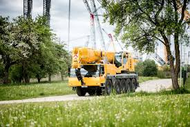 100 Service Truck With Crane For Sale LTM 110052 Mobile Crane Liebherr