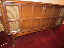 Magnavox Record Player Cabinet Value by Magnavox Vintage Record Players Ebay