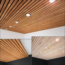 100 Wooden Ceiling Set 6