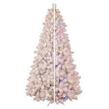 Artificial Pre Lit Douglas Fir Christmas Tree by Lowes White Christmas Tree Christmas Decor Ideas