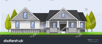 100 Modern Wooden Houses Beautiful House Illustration Beautiful