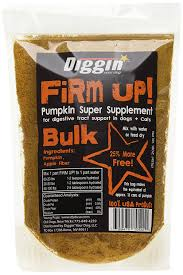 Dog Constipation Pumpkin by Amazon Com Diggin U0027 Your Dog 1 Piece Firm Up Pumpkin Bulk Super