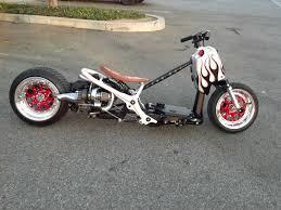 Honda Ruckus Turbo Kit