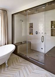 Mind-Blowing Master-Bath Showers | Traditional Home Bathroom Tub Shower Homesfeed Bath Baths Tile Soaking Marmorin Bathtub Small Showers 37 Stunning Just As Luxurious Tubs Architectural Digest 20 Enviable Walkin Stylish Walkin Design Ideas Best Combo Fniture Exciting For Your Next Remodel Home Choosing Nice Myvinespacecom Jacuzzi Soaking Tubs Tub And Shower Master Bathroom Ideas 21 Unique Modern Homes Marvellous And Combination Designs South Walk In Architecture