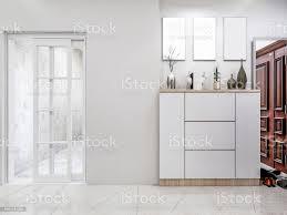 schuhschrank und küche glasschiebetür im wohnzimmer wohnungseingang stockfoto und mehr bilder architektur