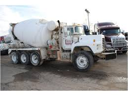 100 Concrete Mixer Truck For Sale 2005 MACK DM690S Pump Auction Or