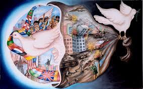 2011 Lions International Peace Poster Contest Winner