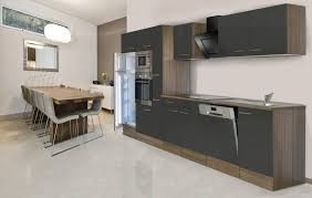 respekta küchenzeile york mit e geräten breite 370 cm kaufen otto