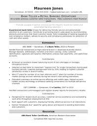 Bank Teller Resume Sample | Monster.com How To Write A Perfect Cashier Resume Examples Included Picture Format Fresh Of Job Descriptions Skills 10 Retail Cashier Resume Samples Proposal Sample Section Example And Guide For 2019 Retail Samples Velvet Jobs 8 Policies And Procedures Template Inside Objective Huzhibacom Rponsibilities Lovely Fast Food