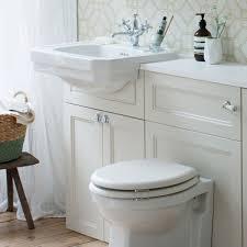 Burlington 60cm SemiRecessed Basin Unit UK Bathrooms