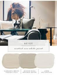 Best Paint Color For Bedroom by Best 25 Beige Paint Colors Ideas On Pinterest Best Neutral