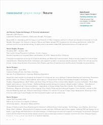 Market Research Report Template Fresh Web Design Resume Inspirational Examples Pdf Best