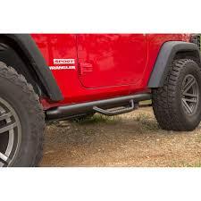 100 Nerf Bars For Trucks Rugged Ridge 1159601 Spartan Textured Black 0711