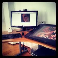 Lx Desk Mount Lcd Arm Cintiq by 15 Best Wacom Images On Pinterest Digital Art Workshop And