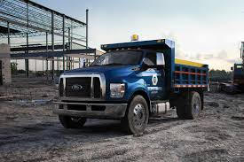 All-New Power Stroke V8 For Ford F650 And F750