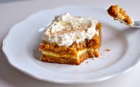 Pumpkin Crunch Dessert Hawaii by Yammie U0027s Noshery Pumpkin Cheesecake Crunch Bars