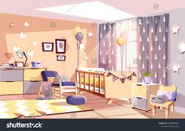 Modern Newborn Kid Nursery Room Interior | Interiors Stock Image Modern Rocking Chair Nursery Uk Thenurseries For A Great Fniture For The Benefits Of Having A Rocking Chair In The Nursery Rocker Recliners Ottoman Babyletto Madison Recliner Lumbar Attractive Wooden Wood Foter 9 Mommy Me 3piece Set Includes Matching And Childrens Baby Best Affordable Gliders Chairs Where Innovation Meets Tradition Top Ten Modern Chairs 3rings Details About Glider Living Room Espresso Grey New 10