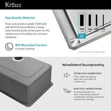 Ferguson Stainless Steel Kitchen Sinks by Stainless Steel Kitchen Sinks Kraususa Com