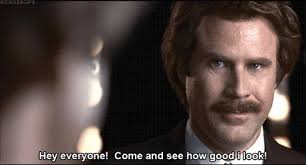 Anchorman I Love Lamp Scene by Anchorman The Legend Of Ron Burgundy A Summary In Gifs Reel