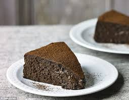 low carb comfort zone and moussey chocolate cake