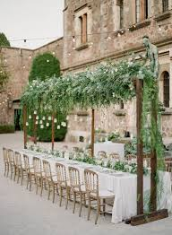 A Fresh Green Summer Wedding On The French Riviera Perfect Place To Enjoy Your