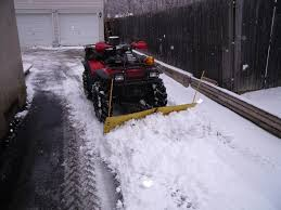Best Atv Tires For Plowing On Pavement No Chains | PlowSite