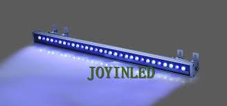 36w led wall washer l outdoor linear bar light floodlight rgb