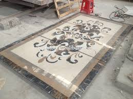tile medallions for wall aruba tumbled 36x36 wall and floor