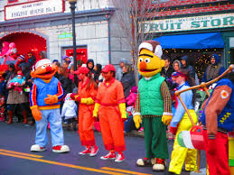 Sesame Place Halloween Parade by One Savvy Mom Nyc Area Mom Blog Holiday Family Fun At Sesame