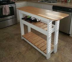 30 Rustic Diy Kitchen Island Ideas Ana White Projects Islands With Bookcase How To Make Easy