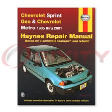 Chevy Metro Haynes Repair Manual LSi Base Shop Service Garage Book ... 1995 Geo Tracker 2 Dr Lsi 4wd Convertible Pinterest 2009 Peterbilt 367 For Sale In Bismarck North Dakota Www 2c1mr5295v6760243 1997 Green Geo Metro Lsi On In Tx Dallas 2c1mr21v6759329 Blue Lsi Truck Sales Best Image Kusaboshicom Used Toyota Hilux 24 For Motorscouk Geotracker 1991 4x4 Rock Crawler Snorkel 2011 Freightliner Scadia 125 Chevy Metro Haynes Repair Manual Base Shop Service Garage Book On The Road Review What A Difference 20 Years Makes The Ellsworth National 900 27ton Boom Crane Trucks Material