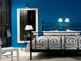 bedroom ideas magnificent awesome royal blue and black bedroom