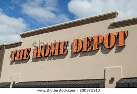 The Home Depot Stock Royalty Free & Vectors