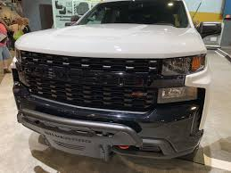 100 Bull Bars For Chevy Trucks 2019 Silverado 1500 Trail Boss SEMA GM Authority