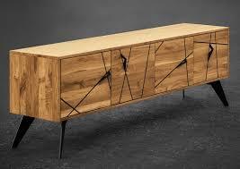 sideboard aus wildeiche möbel fürs wohnzimmer sideboard
