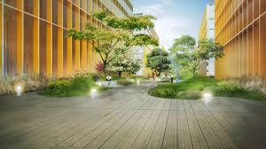 les de bureaux etude pour un immeuble de bureau à massy 91 projets brunet
