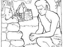 Cain And Abel Coloring Page Extremely Creative 21 Pages Bible Printables