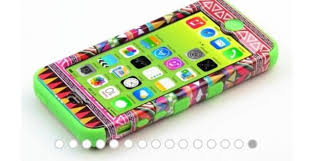jewels tribal pattern pink green ebay pretty iphone case